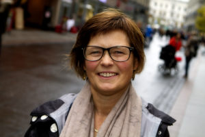 Direktør Elisabeth Ege