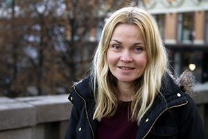 Fagleder Camilla Lynne Bakkeng